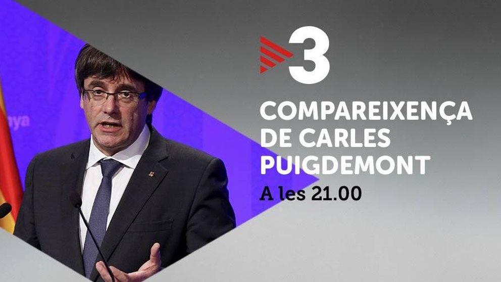 TV3, intervenida para que cumpla su propia norma de respeto a la Constitución