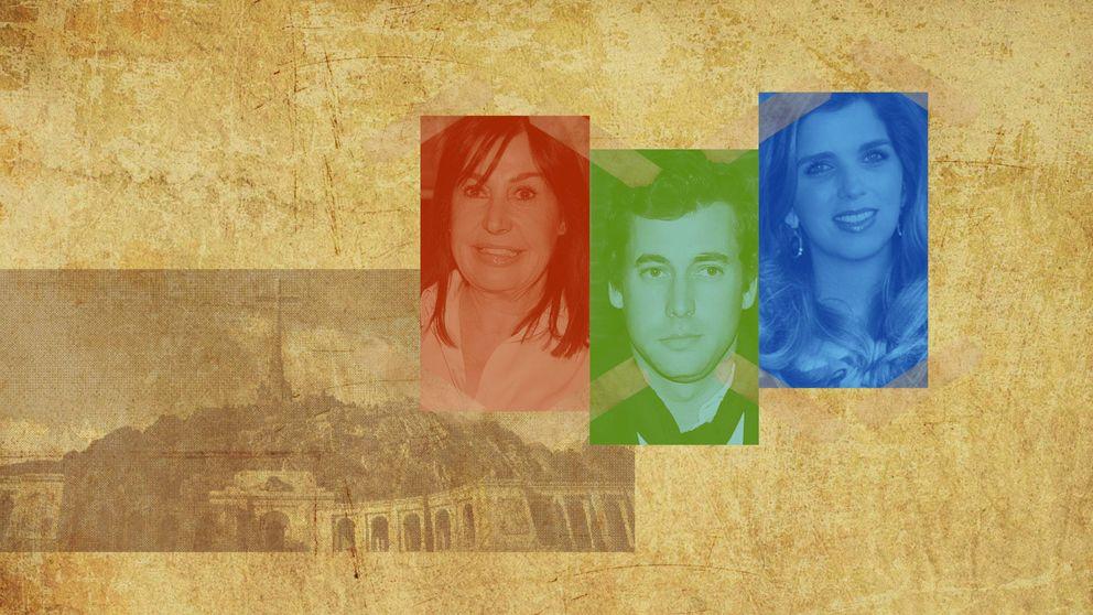 Una boda, un embarazo: los otros titulares de los Franco en su semana más difícil