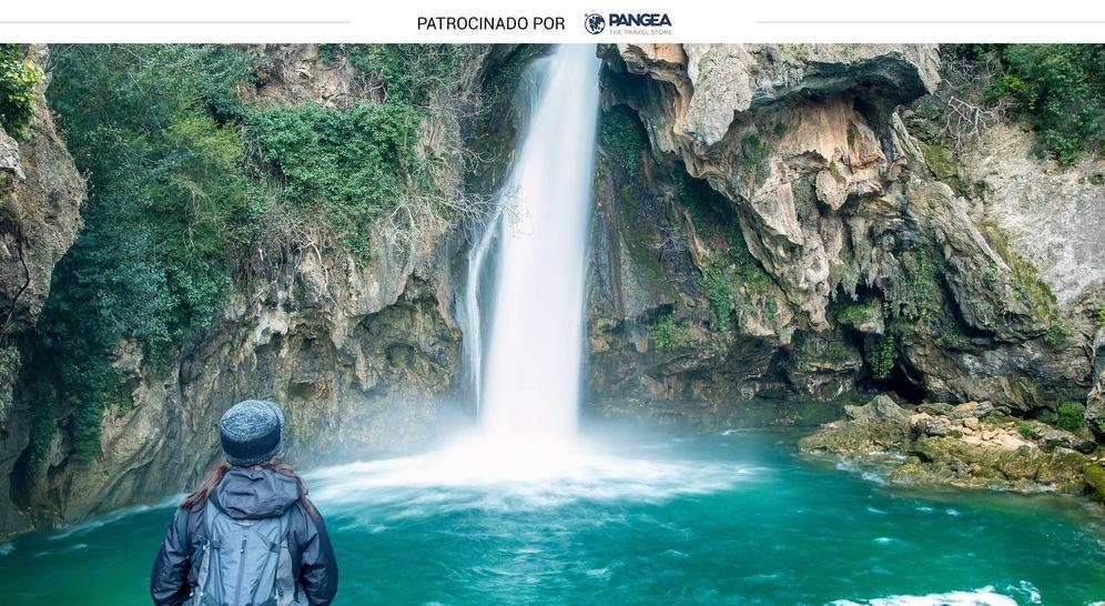 Foto:  Cascada de Arroyo Frío, en Cazorla (iStock)