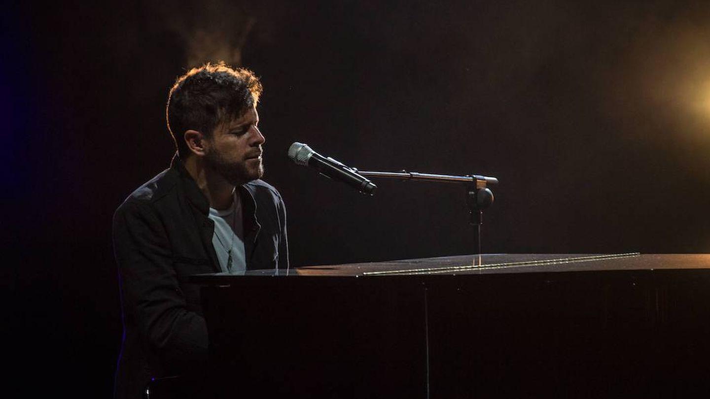 Pablo López en el concierto de Starlite Festival. (Foto: Carlos Vela / Starlite)