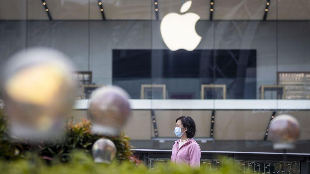 Apple lanza un 'profit warning' debido al brote de coronavirus chino