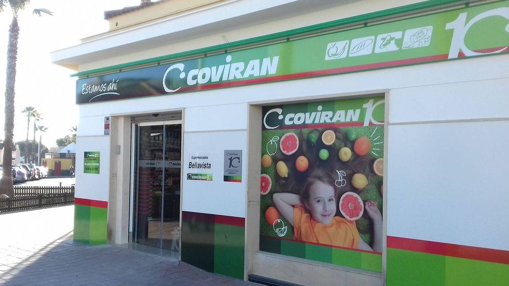 Foto: Nuevo supermercado de proximidad de Covirán en Huelva. (Foto: Covirán)
