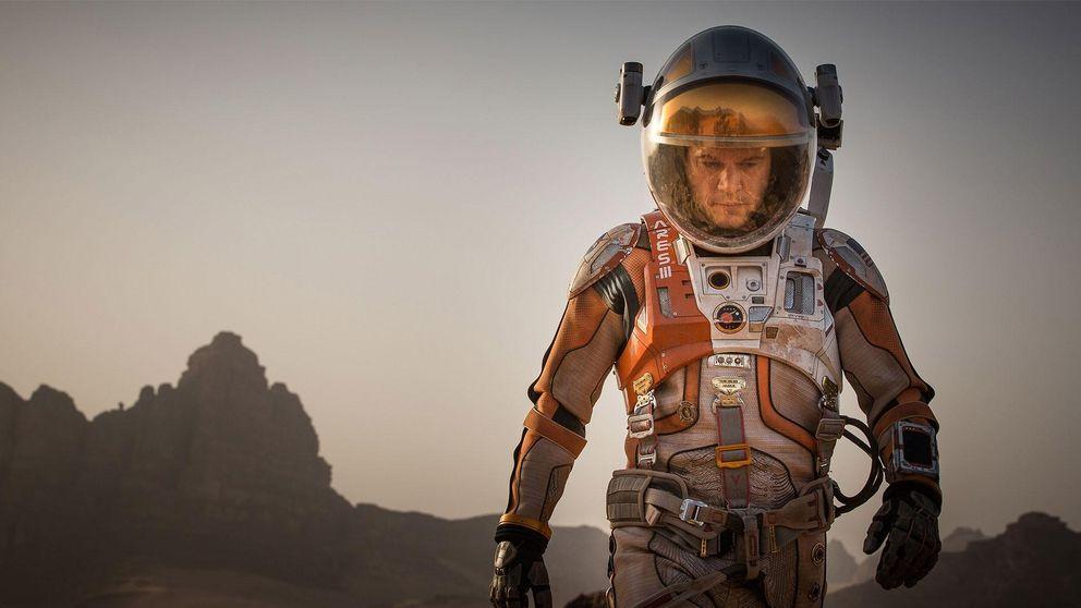¿Podría sobrevivir un astronauta perdido? Cinco fallos de 'Marte'