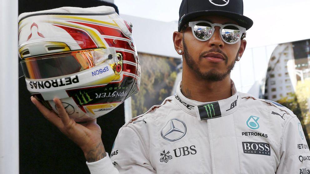 Lewis Hamilton desconfía de Ferrari: Tienen algo escondido en la manga