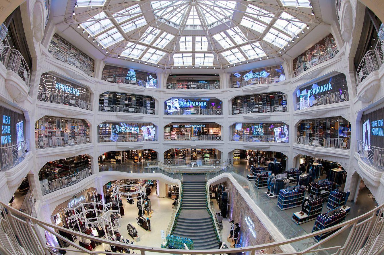 Foto: La tienda de Gran Vía (Madrid) es la segunda más grande del mundo. (Foto: Primark)