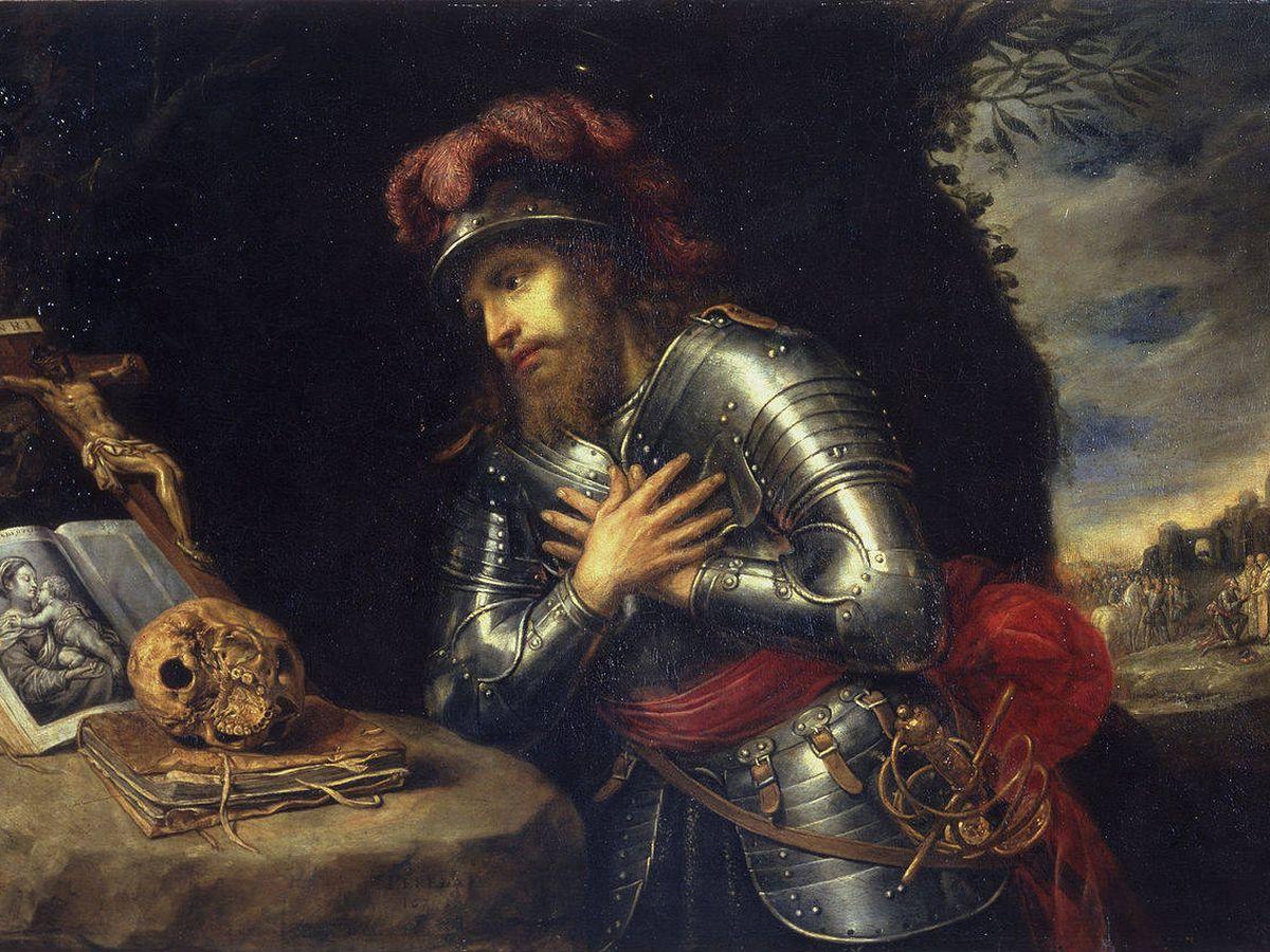 Foto: San Guillermo, primer conde de Tolosa. Foto: CC