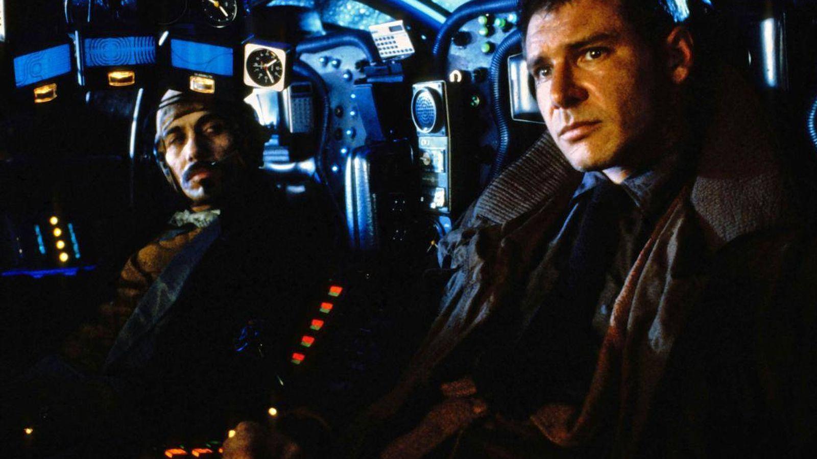Foto: Los replicantes duraban cuatro años y no tenían lazos personales: eran el empleado perfecto.