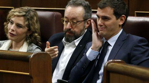 El PP saca la artillería: compara a Rivera con Rosa Díez y le tachan de cobarde