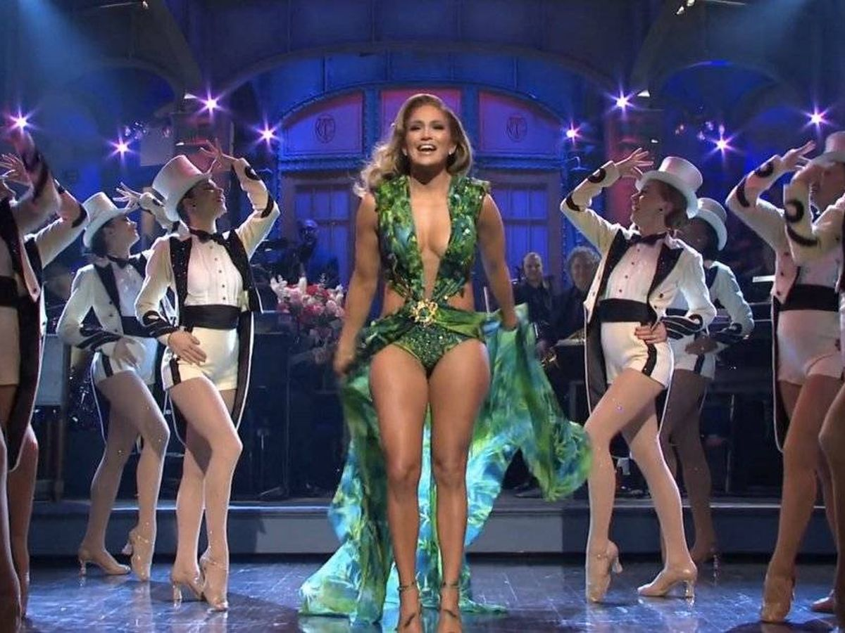 Foto: Jennifer Lopez. (Imagen: Saturday Night Live)