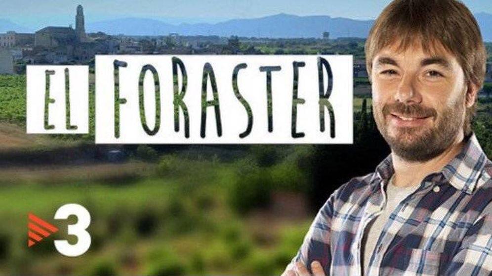 Foto: Quim Masferrer, conductor del programa 'El Foraster'. (TV3)