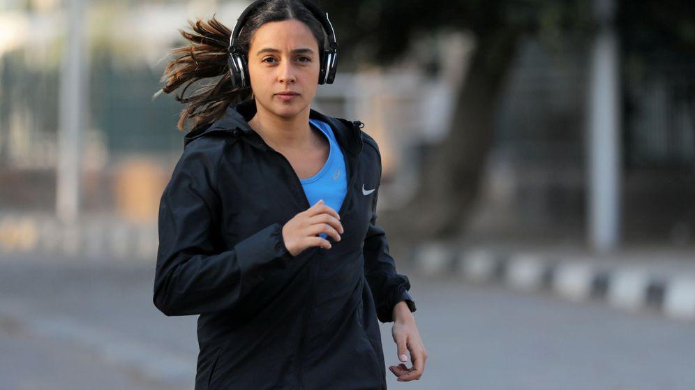 Foto: Este domingo, el Gobierno autorizará, salvo sorpresa, la práctica del deporte tras mes y medio de confinamiento. (EFE)