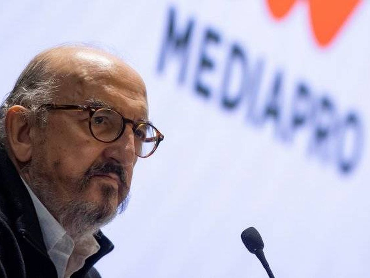 Foto: Jaume Roures, presidente de Mediapro. (EFE)