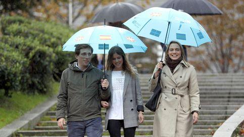 El alegrón que se llevó el alcalde de Madrid... gracias al PNV