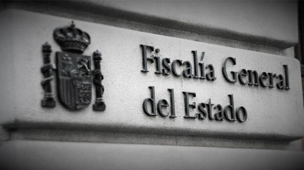Foto: Sede de la Fiscalía General. (EFE)