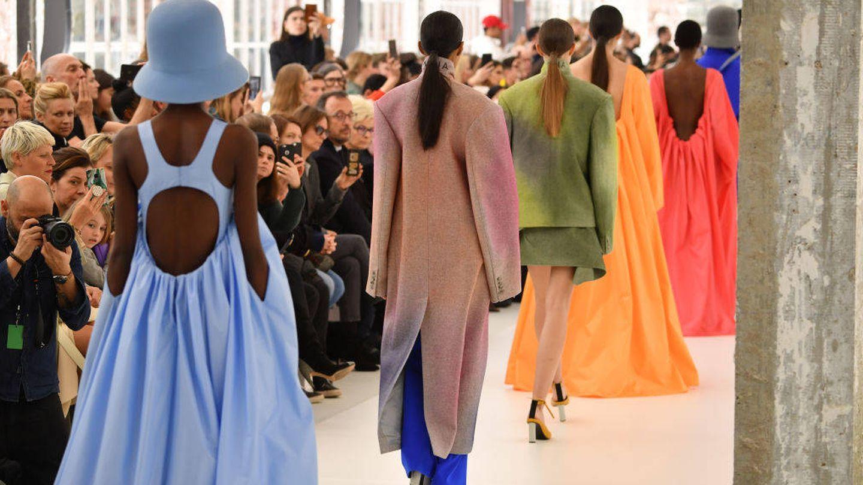 Paris Fashion Week Womenswear Fall-Winter 2019/2020. (Getty)