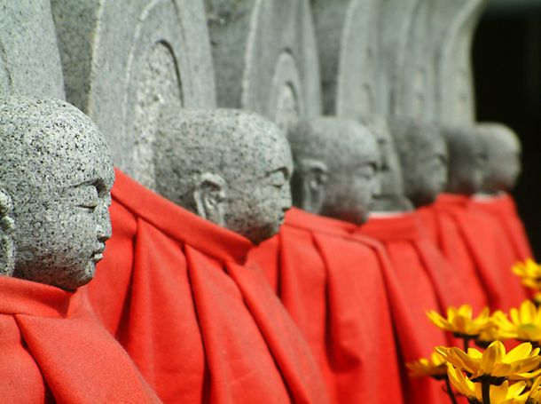 Foto: Kioto, mucho más que templos, geishas y té