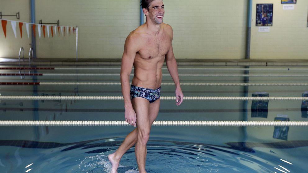 Michael Phelps, padre de un niño llamado Boomer