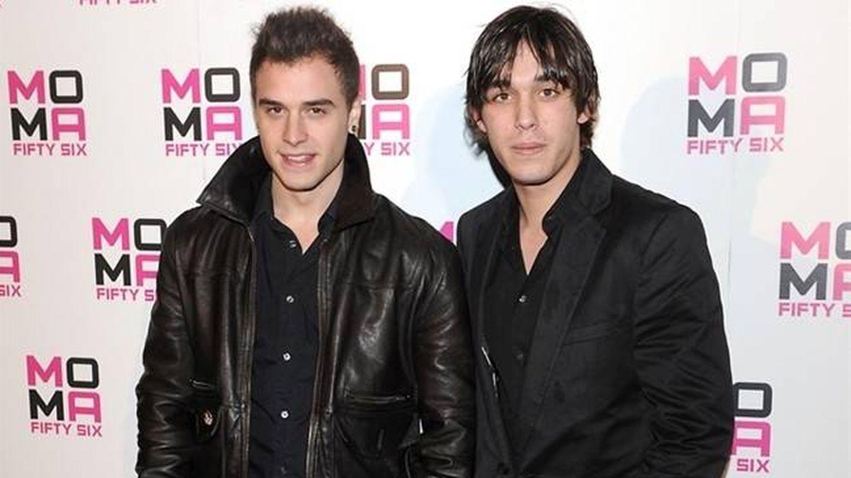 Adrián Rodríguez y Víctor Elías.