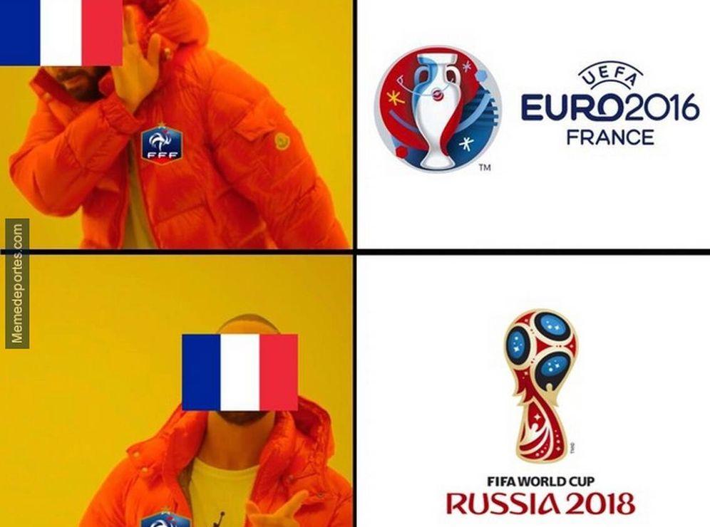 Foto: Meme Mundial Francia