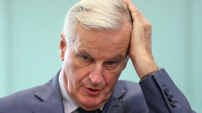 El negociador europeo para el Brexit, Michel Barnier.  (EFE)