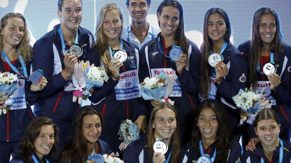 Estados Unidos aparta a España del oro en el Mundial de waterpolo