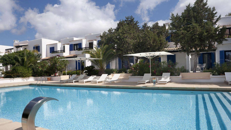 El Paraíso de los Pinos, al sur de la maravillosa Formentera.