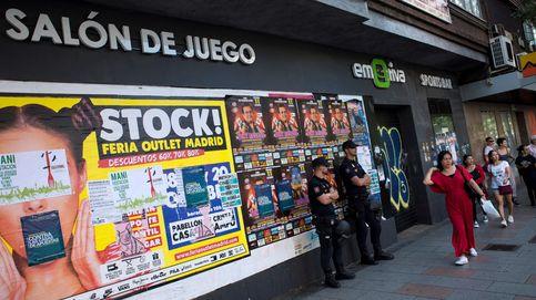 Radiografía del juego en Madrid: Vallecas Carabanchel copan las casas de apuestas