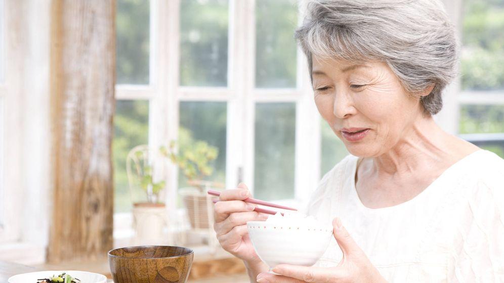 Foto: Una señora japonesa, muy longeva. (iStock)
