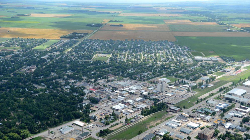 Foto: En Dauphin tuvo lugar el considerado como el mayor experimento social realizado en América del Norte. (Dauphin Economic Development/Facebook)