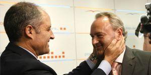 Foto: Guerra en el PP valenciano tras la designación de Fabra como president