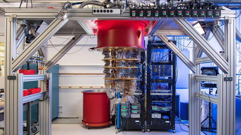 El computador cuántico de Google batido por los chinos. (Google)