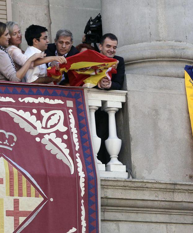 Foto: El portavoz de ERC en el Ayuntamiento de Barcelona, Jordi Coronas. (EFE)
