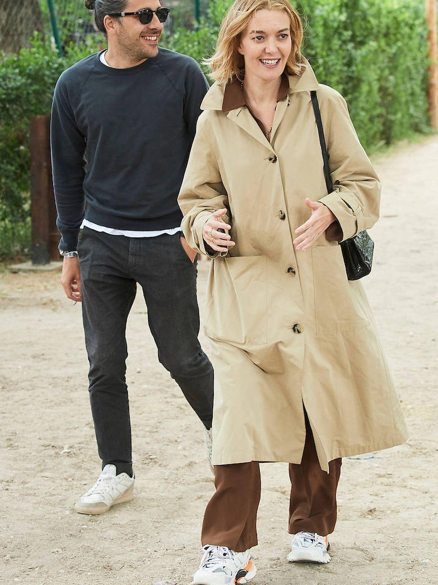 Marta y Carlos, amor por la moda. (Limited Pictures)
