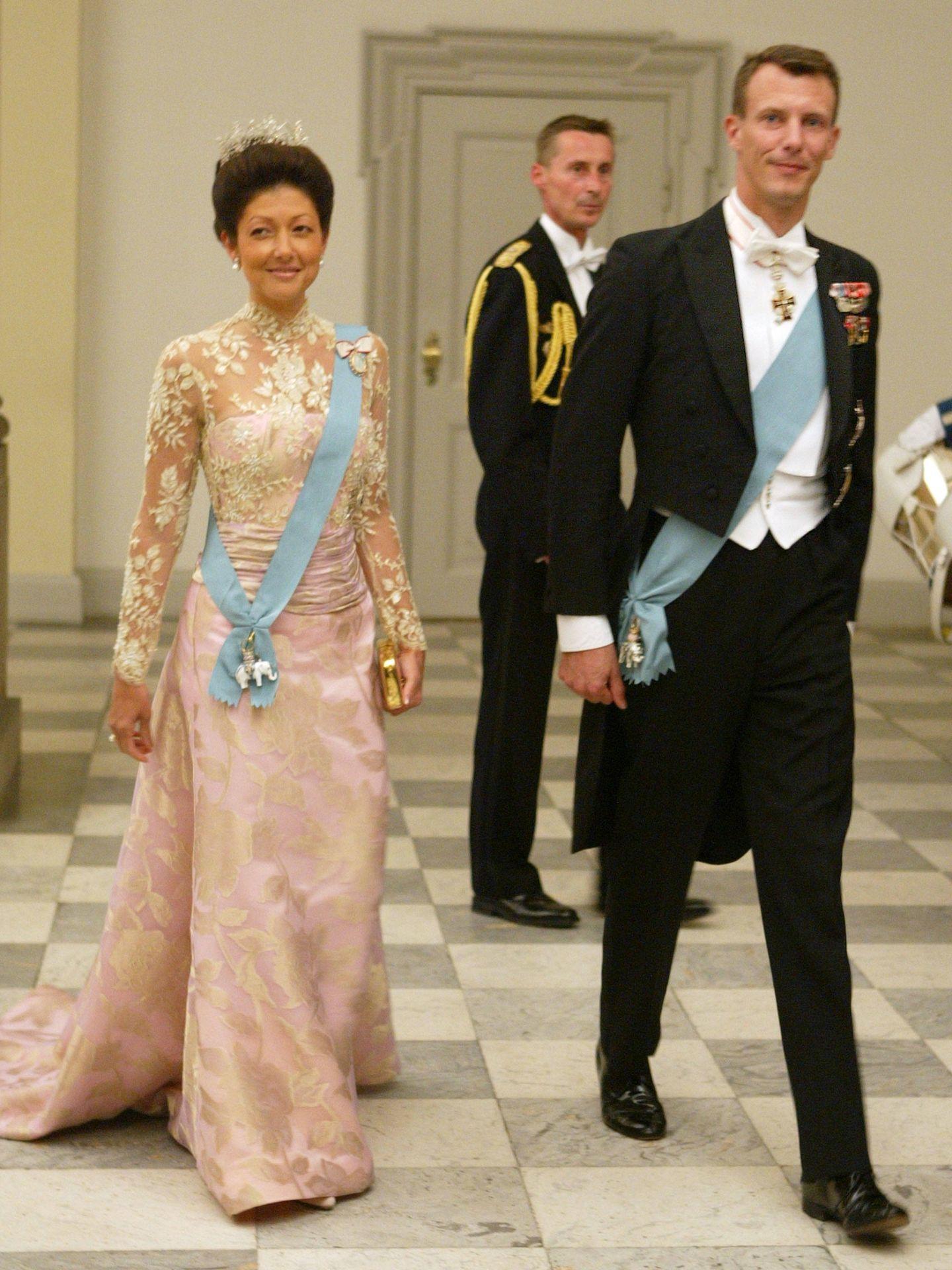 El príncipe Joaquín y Alexandra Manley, en 2004. (Getty)