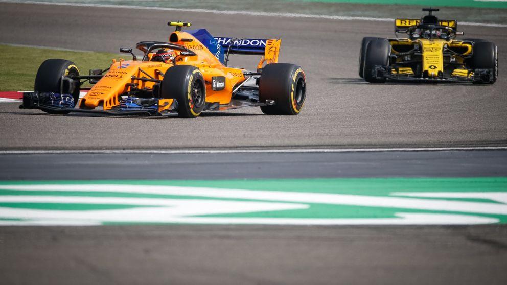 B-spec, la nueva 'arma' de Renault para Sainz y Hulkenberg... y para el McLaren