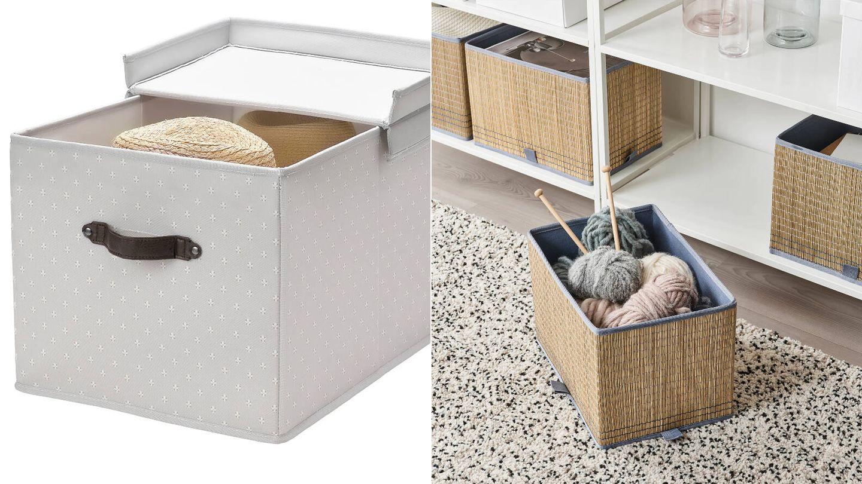 Novedades de Ikea para una casa ordenada. (Cortesía)