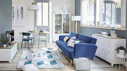 Blue Monday: supéralo con estas compras deco en azul de Ikea y Maisons du Monde