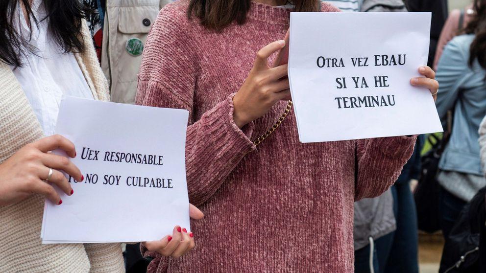 Dimite el vicerrector de la Universidad de Extremadura por la filtración