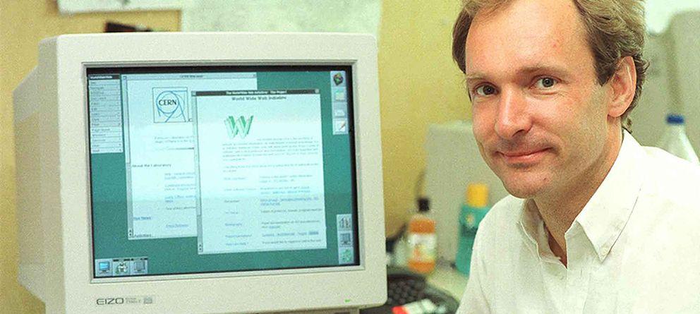Foto: De la frustración de un informático entre físicos de partículas: así nació la Web
