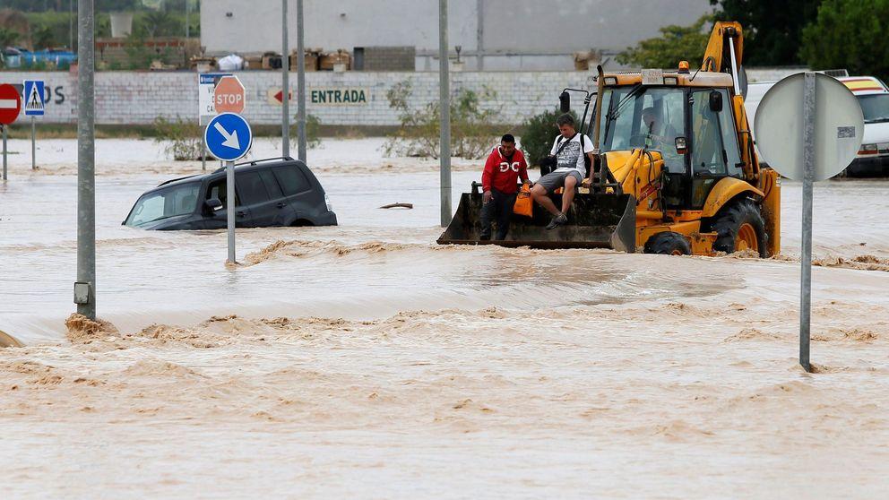 Gota fría: otro fallecido en Orihuela eleva a seis las víctimas del temporal