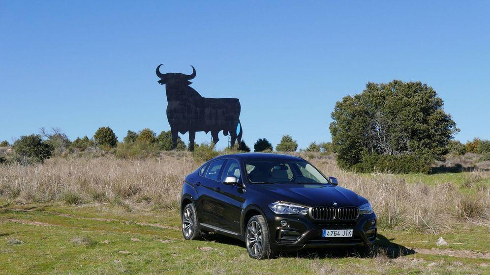 Foto: BMW X6, ¿deportivo o campero?