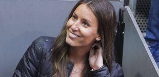 Post de Ana Boyer, más instagramer que nunca: las mechas con truco para levantar el look mami