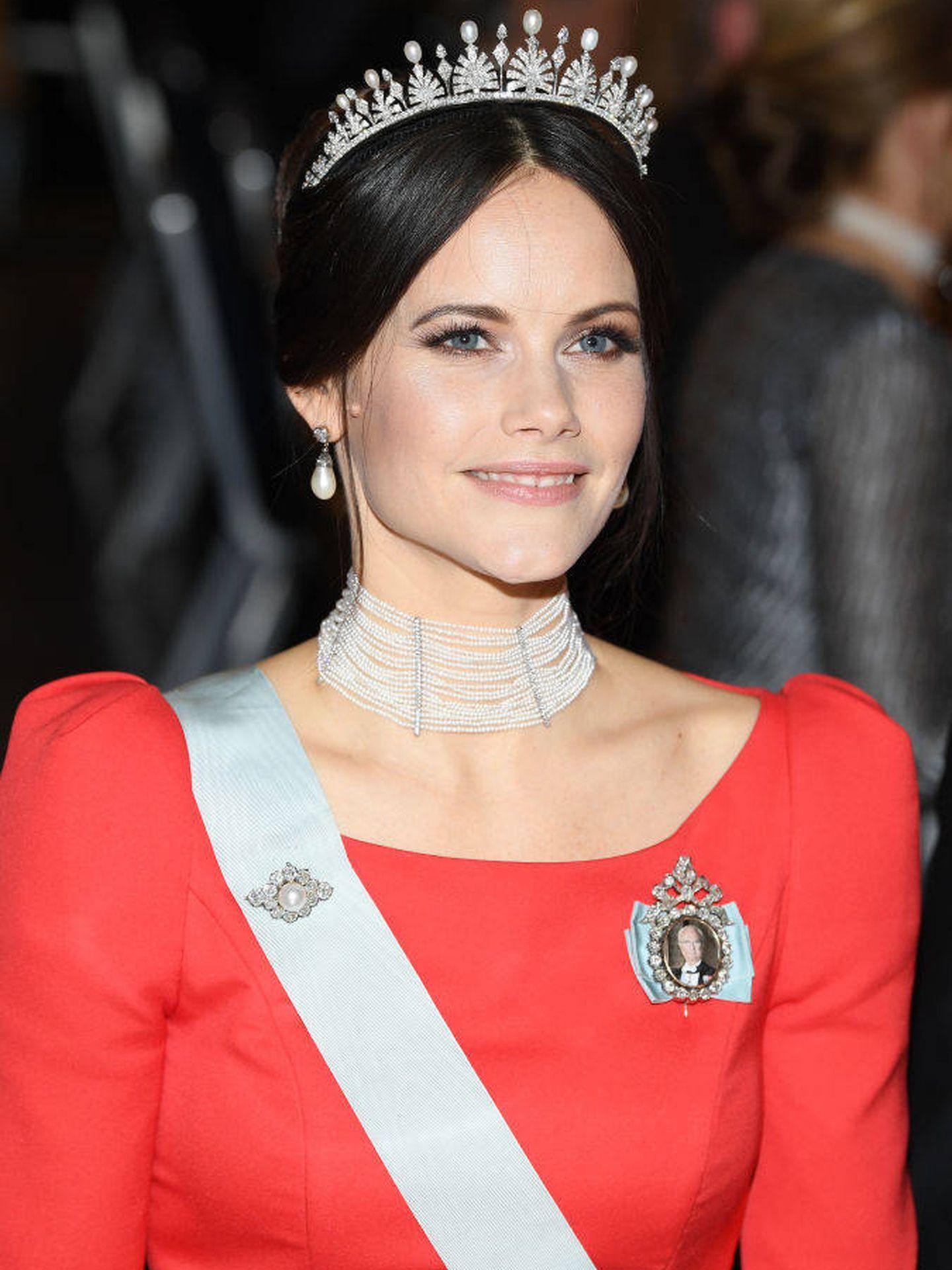 La princesa Sofía. (Getty)
