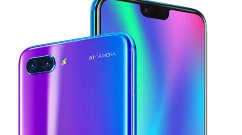 Honor 10:  Huawei crea un 'clon' de su propio móvil estrella (pero mucho más asequible)