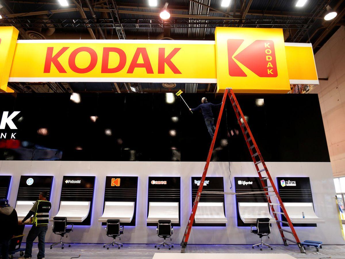 Foto: Un establecimiento de Kodak en Las Vegas (Estados Unidos). (Reuters)