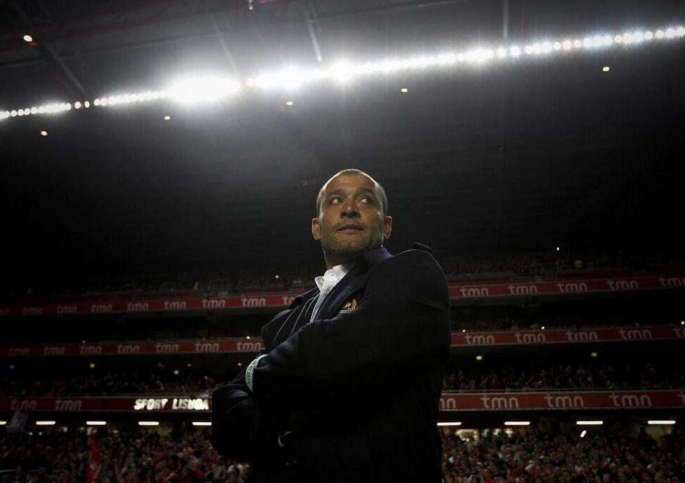Foto: El portugués Nuno ya es nuevo entrenador del valencia.