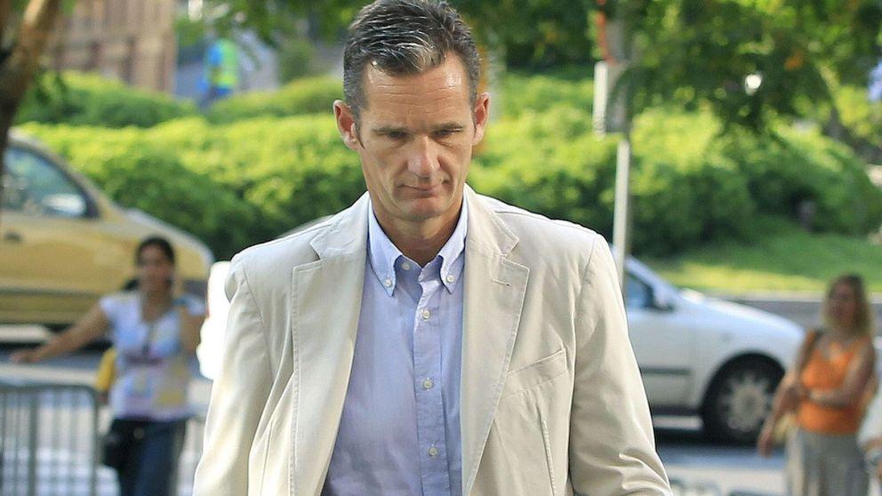 El juez propone que se juzgue a Urdangarin por nueve delitos