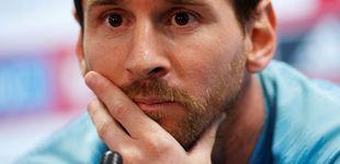 Post de La depresión de Messi es más profunda que la que sufre con Argentina
