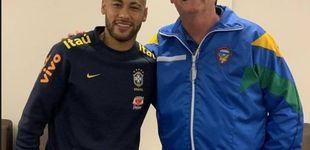 Post de Bolsonaro cierra filas con Neymar el día en que se filtra el vídeo de la supuesta violación