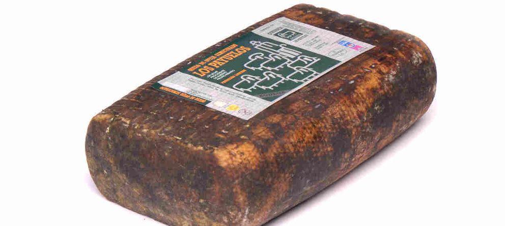 Los Payuelos, Pata de Mulo, un queso curado de oveja campeón del mundo